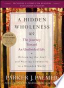 A Hidden Wholeness PDF