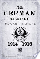 The German Soldier S Pocket Manual