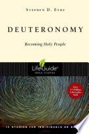 Deuteronomy PDF
