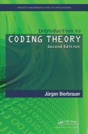 Introduction to Coding Theory, Second Edition