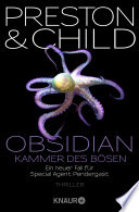 Obsidian - Kammer des Bösen  : Ein neuer Fall für Special Agent Pendergast