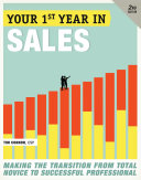 Your First Year in Sales  2nd Edition