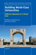Building World-Class Universities
