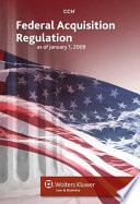 Federal Acquisition Regulation (Far) as Of 01/09