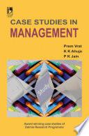 Case Studies In Management