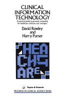 Clinical Information Technology