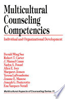 Multicultural Counseling Competencies