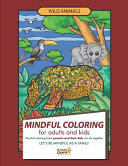 Mindful Coloring for Adults and Kids