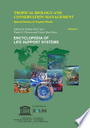 Tropical Biology and Conservation Management   Volume I