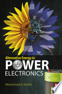 Alternative Energy In Power Electronics Book PDF