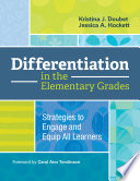 Differentiation in the Elementary Grades