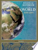 Political Handbook of the World 2018 2019 Book