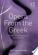 Opera from the Greek