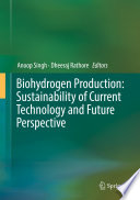 Biohydrogen Production  Sustainability of Current Technology and Future Perspective