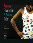 American Government and Politics Today  2009 2010  Alternate Edition