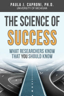 Pdf The Science of Success: What Researchers Know that You Should Know Telecharger