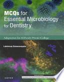 MCQs for Essential Microbiology for Dentistry E book