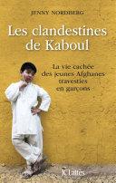 Les Clandestines de Kaboul ebook