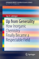 Up from Generality