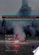 Political Science Pedagogy