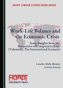 Work-Life Balance and the Economic Crisis