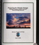 Preparing for Climate Change Book