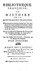 Bibliotheque française