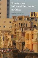 Tourism and Informal Encounters in Cuba Pdf/ePub eBook