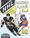 NHL All Stars 2017  Hockey Coloring and Activity Book for Adults and Kids