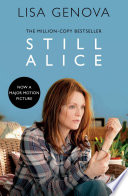 """Still Alice"" by Lisa Genova"