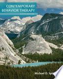 Contemporary Behavior Therapy Book