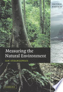 Measuring the Natural Environment
