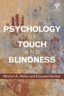 Pdf Psychology of Touch and Blindness Telecharger
