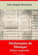 Pdf Dictionnaire de musique Telecharger