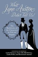 What Jane Austen Didn't Tell Us! Pdf/ePub eBook