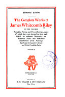 James Whitcomb Riley's Complete Works, Including Poems and Prose Sketches