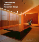 Contemporary Japanese Restaurant Design
