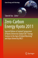 Zero Carbon Energy Kyoto 2011