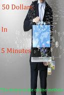 50 dollars in 5 minutes the make money online method