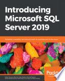 Introducing Microsoft SQL Server 2019