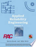 Applied Reliability Engineering