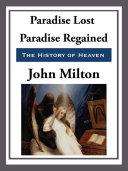 Paradise Lost and Paradise Regained Pdf/ePub eBook