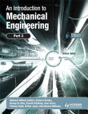 An Introduction to Mechanical Engineering: