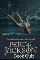 Percy Jackson Book Quiz