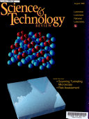 Science   Technology Review