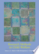 Research Methods In Child Welfare Book