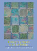 Research Methods in Child Welfare