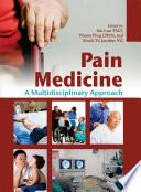 Pain Medicine Book