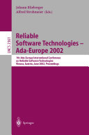 Reliable Software Technologies   Ada Europe 2002