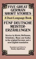 Pdf Five Great German Short Stories